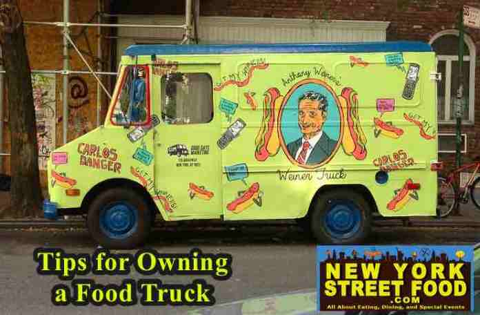 owning a food truck