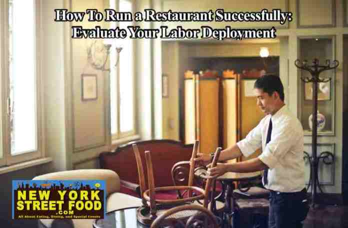 how to run a restaurant successfully