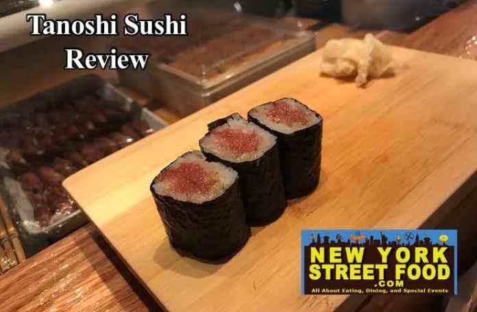 tanoshi sushi sake bar