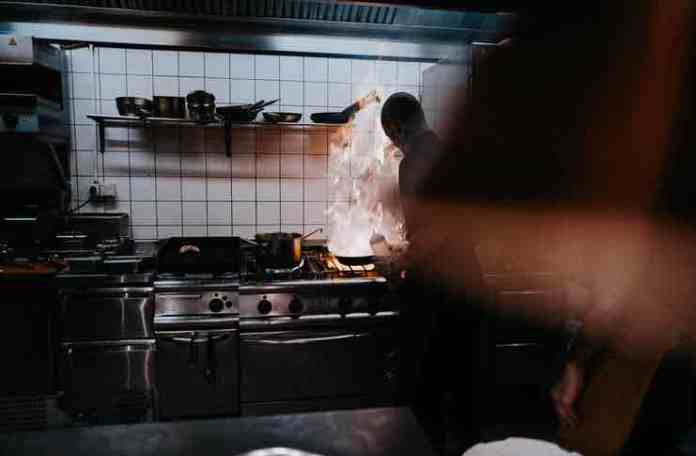 maintaining commercial kitchen equipment