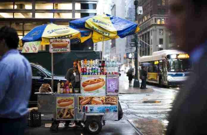 Fast food In NYC