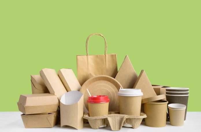 Packaging For Takeaway Food