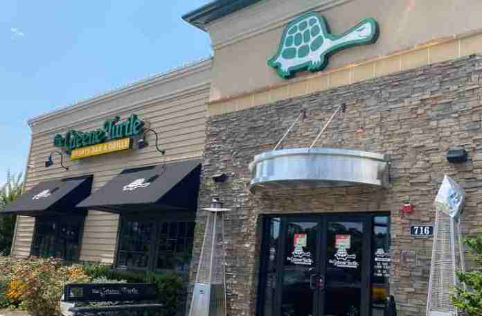 The Greene Turtle Sports Bar Grille