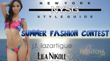 New York Style Guide's #SummerFashionContest