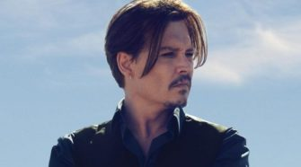 Johnny Depp's Latest Role, Dior Model