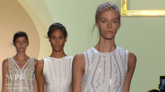 Herve Leger by MAXAZRIA Spring / Summer 2016