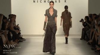 Nicholas K. - Spring / Summer 2016