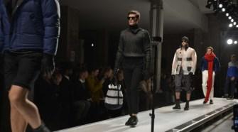 Nautica Fashion Show at New York Fashion Week Men's