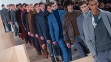 Perry Ellis at New York Fashion Week Mens