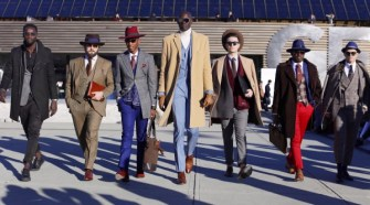 Pitti Uomo 89 Report - The Pilgrimage of Men's Fashion