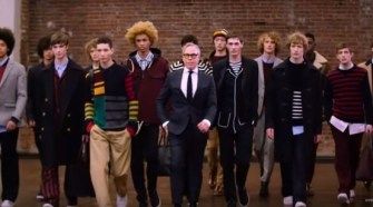 Tommy Hilfiger Fall 2016 Presentation at New York Fashion Week Mens