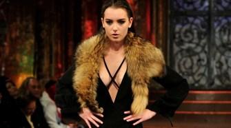 Mimi Tran - Art Hearts Fashion NYFW Fall/Winter 2016