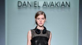 Daniel Avakian - Runway - Mercedes-Benz Fashion Week Australia 2016