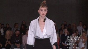 Mercedes-Benz Presents Maticevski - Runway - Mercedes-Benz Fashion Week Australia 2016