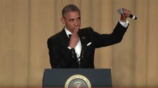 President Obama Final White House Correspondents Dinner