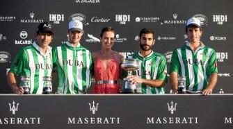 Maserati & La Martina at the 45