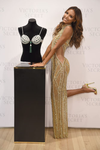 Victoria's Secret Angel Jasmine Tookes Reveals The $3 Million 2016 Bright Night Fantasy Bra