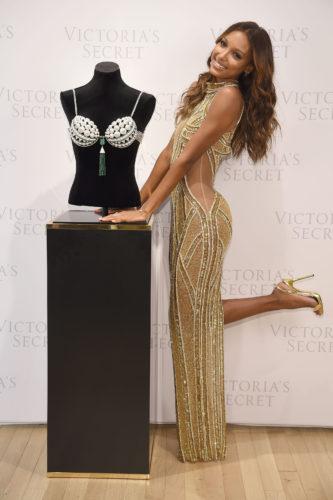 Victoria's Secret Angel Jasmine Tookes Reveals The $3 Million 2016 Bright Night Fantasy Bra