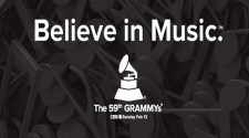 THE 59TH ANNUAL THE 59TH ANNUAL GRAMMY AWARDSGRAMMY AWARDS