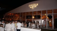 Stars ring in 2017 at Five Star New Years Eve