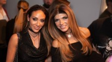 Melissa Gorga and Teresa Giudice Housewives of NJ