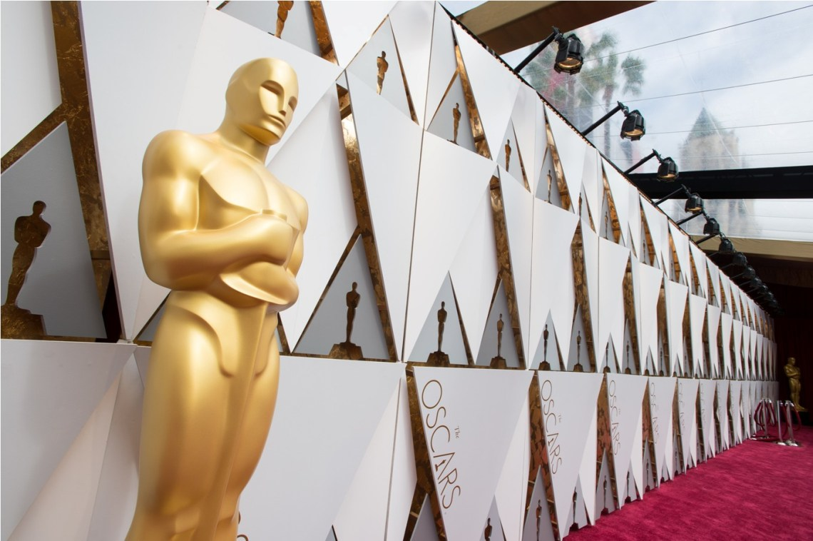 The red carpet of The 89th Oscars® at the Dolby® Theatre in Hollywood