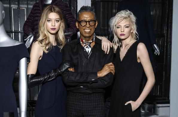 B Michael Presentation For New York Fashion Week 2017