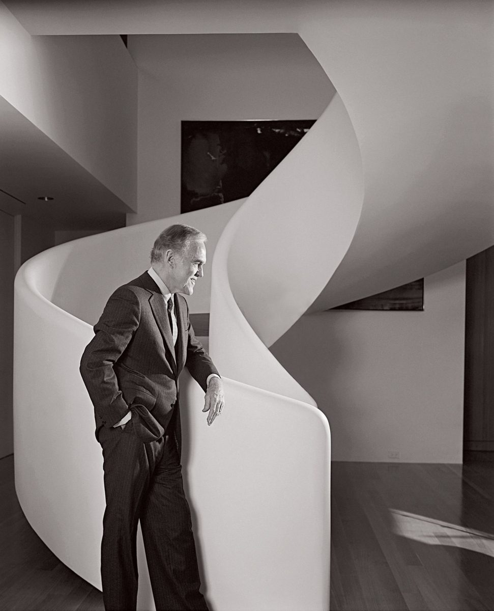 Henry T. Segerstrom Copyright © Estate of Yousuf Karsh
