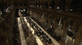 LANVIN Runway Show- Paris Fashion Week Fashion Show FW 2017-18