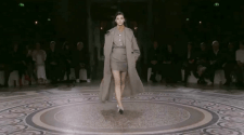 STELLA MCCARTNEY at Paris Fashion Week FALL WINTER 2017-18 Collection