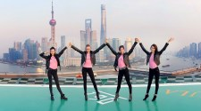 Victoria's Secret Angels Celebrate First Stores in China 71