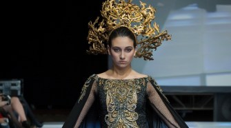 Couture Fashion Week New York - Meggie Hadiyanto Collection