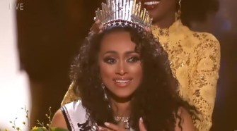 Crowning of Miss USA 2017