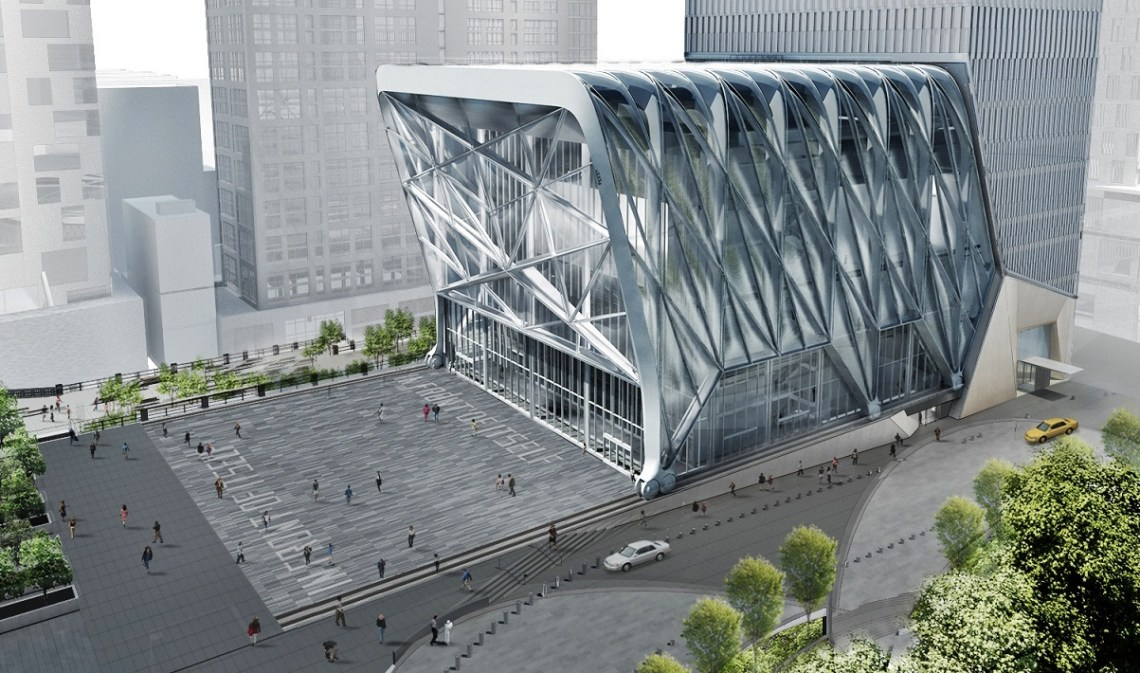 TheShed Rendering