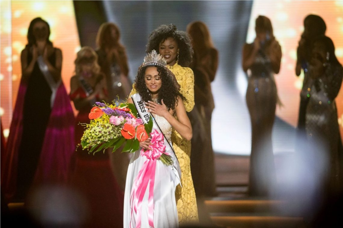 Kára McCullough, Miss District Of Columbia USA 2017