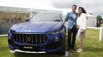 Maserati Royal Charity Polo Trophy 2017