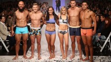 Jockey X All Blacks At New Zealand Fashion Week 2017