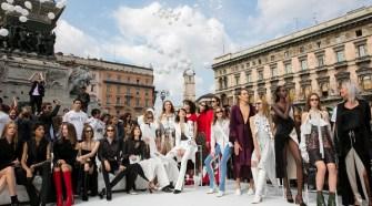 SSHEENA Catwalk Show - Milan Fashion Week