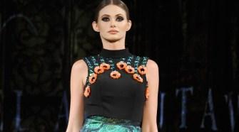 Mashael Al Mutawa Ft. NJ Designs (Kuwait) at Art Hearts Fashion SS/18