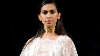 Fernando Alberto Atelier at New York Fashion Week NYFW Art Hearts Fashion SS/18