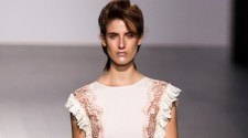Francesca Liberatore Fashion Show at New York Fashion Week 2018