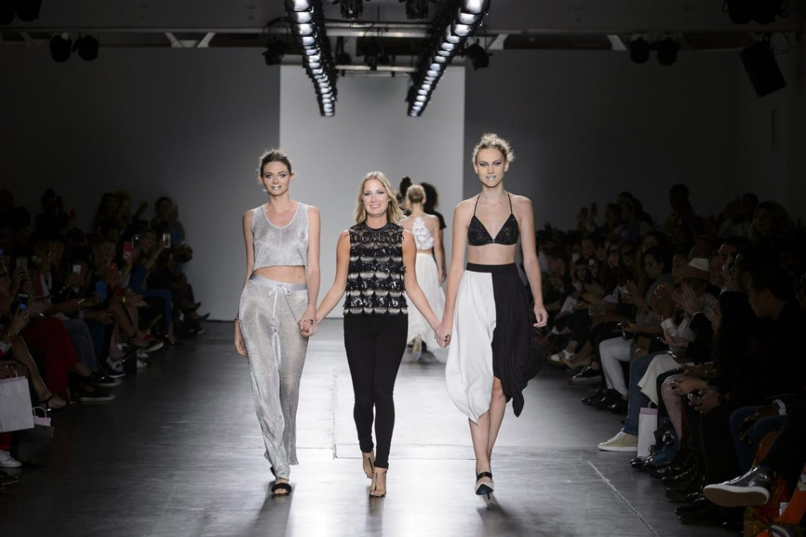 Philadelphia Designer Samantha Leibowitz New Designs During New York Fashion Week