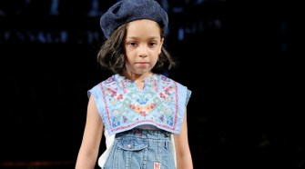 Trico Field Spring/Summer Collections at New York Fashion Week NYFW Art Hearts Fashion