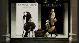 Barrett Barrera Present Fantich & Young Apex Predator Exhibit for Art Basel Miami Beach
