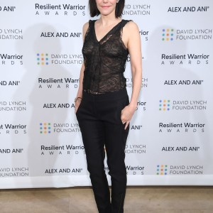 "David Lynch Foundation Hosts ""Change Begins Within: Healing The Hidden Wounds Of War"" Benefit Dinner & Conversation"