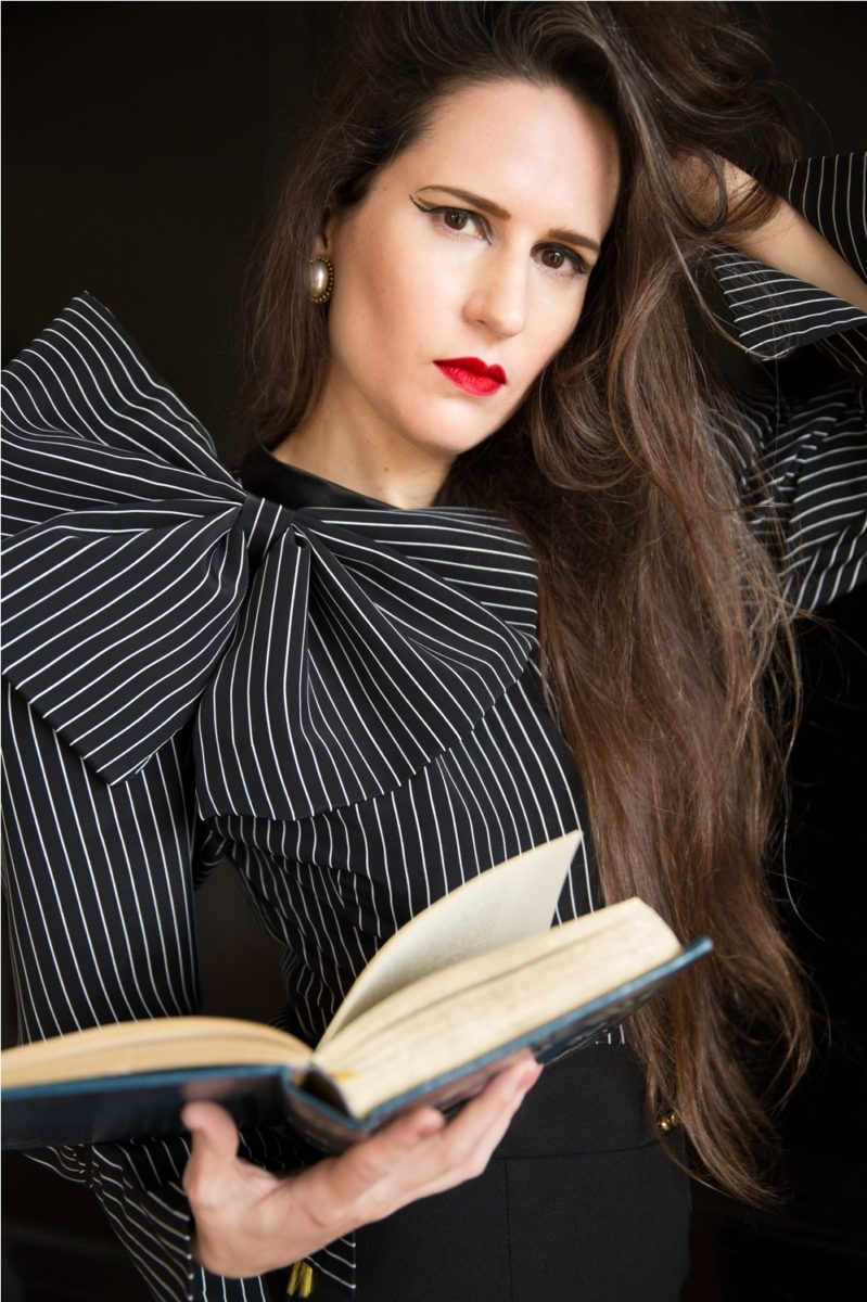 Portrait Isabel Felmer