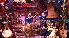 "SAKS FIFTH AVENUE AND DISNEY UNVEIL ""ONCE UPON A HOLIDAY"" WINDOWS"