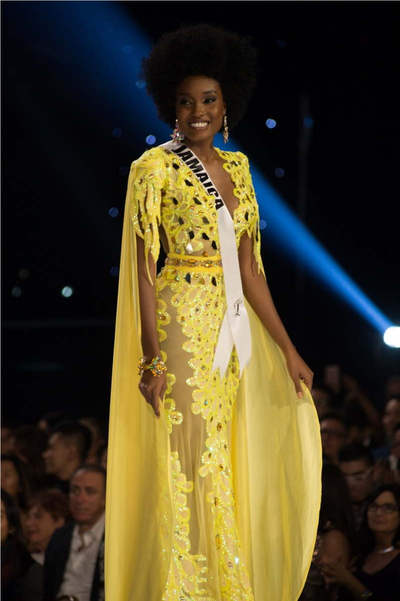 Davina Bennett, Miss Jamaica 2017