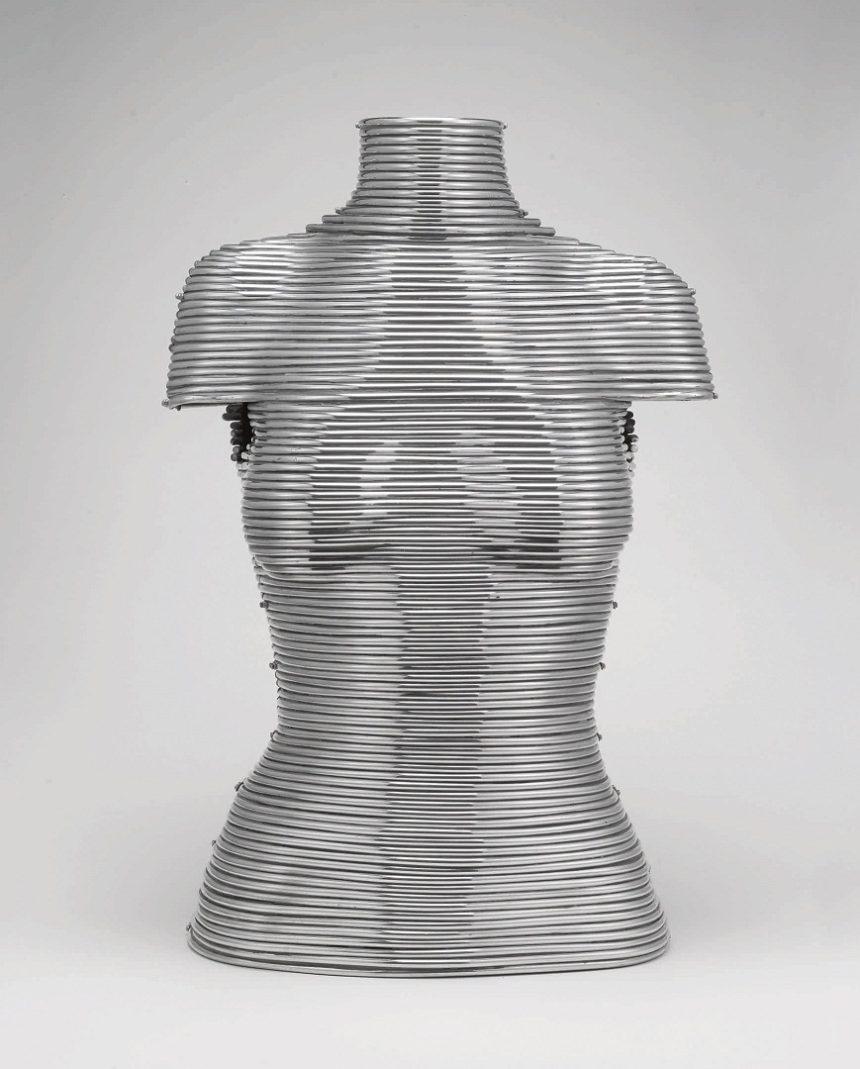 Shaun Leane Coiled Corset