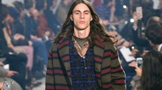 Lanvin FALL WINTER 2018 MENSWEAR – PARIS FASHION WEEK